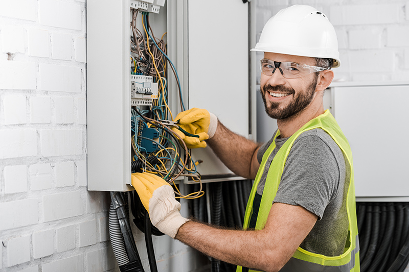 Local Electricians Near Me in Loughborough Leicestershire